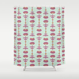 Deco-Flora Shower Curtain