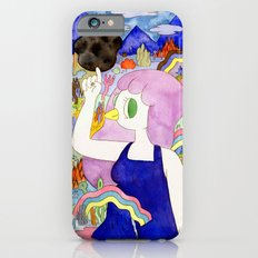 Bird Girl Slim Case iPhone 6s