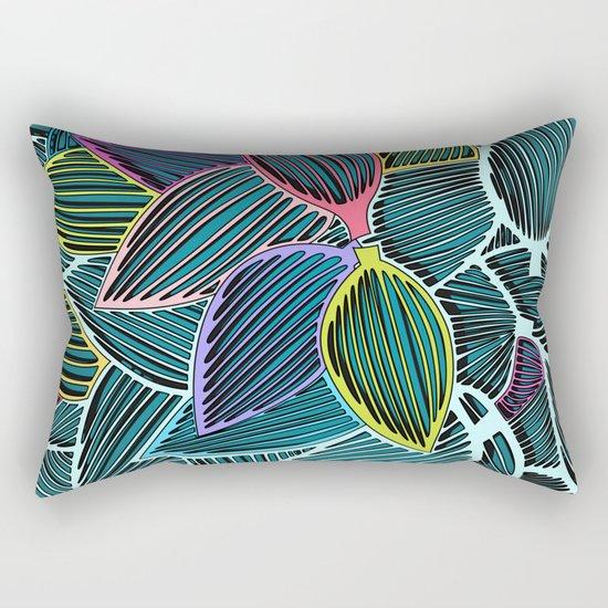 Tropic III Rectangular Pillow