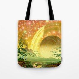 Majestic Night Tote Bag