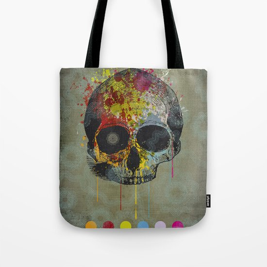 Smile, it's going to happen someday Tote Bag