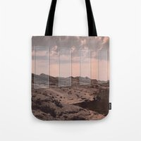 portal Tote Bags featuring Portal by DM Davis