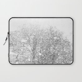 Snow in early fall(3) Laptop Sleeve