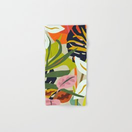 Jungle Abstract 2 Hand & Bath Towel