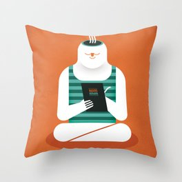 Songe Throw Pillow
