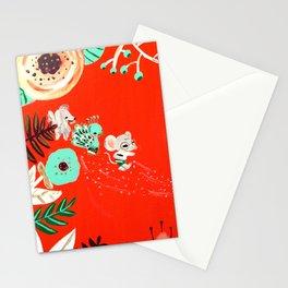 Caminito de la Escuela Stationery Cards