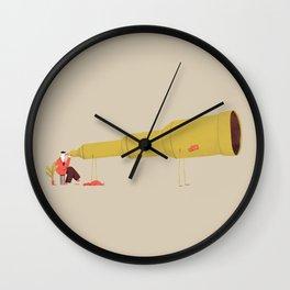Duif print #1 Wall Clock