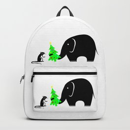 Merry Xmas my lovely Friend Backpack