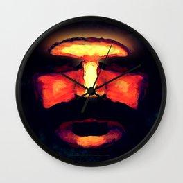 FRANK ZAPPASAKI Wall Clock