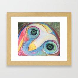 """""""Owl"""" Framed Art Print"""