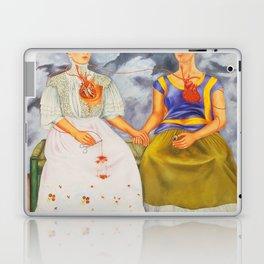 Two fridas art Laptop & iPad Skin