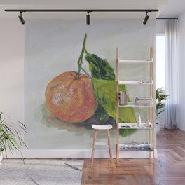Sweet clementin Wall Mural
