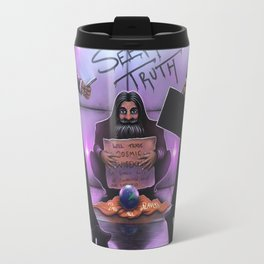 'Cosmic Wisdom' Travel Mug