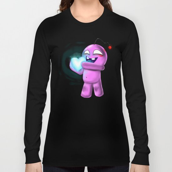Valentine Bob Long Sleeve T-shirt