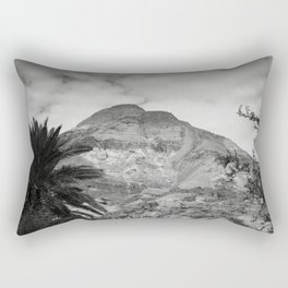 Mountain at Ein Getti, Israel Rectangular Pillow