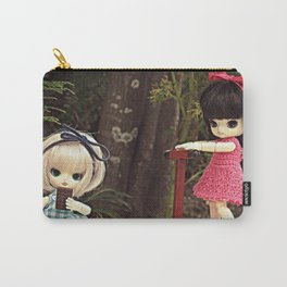 Brigitte and Maria Helena Carry-All Pouch