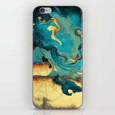 Archipelago iPhone & iPod Skin
