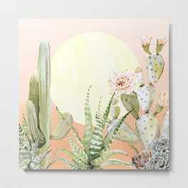 Desert Days Metal Print