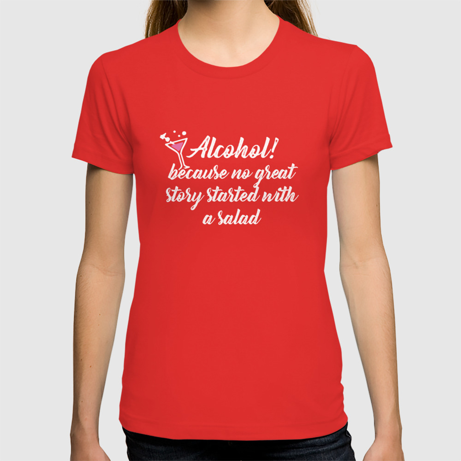 fe1b61d9 Funny Drinking Party Shirt Adult Humor Alcohol unisex shirt T-shirt by  top10merch   Society6