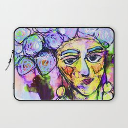 She kept it all to herself Laptop Sleeve
