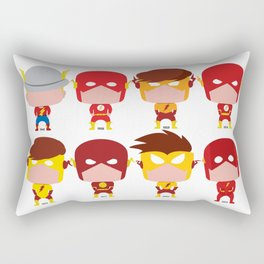FLASH EVOLUTION Rectangular Pillow