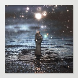 magic wand Canvas Print