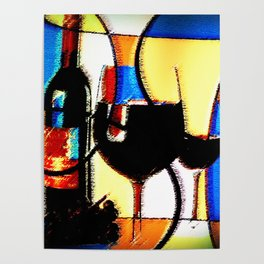 Another Glass of Wine Please Poster
