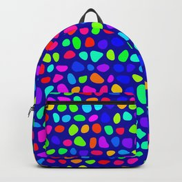 Colored points Backpack