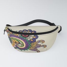 Hello 70s! Corally Fanny Pack