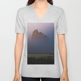 Hidden in the mist Unisex V-Neck
