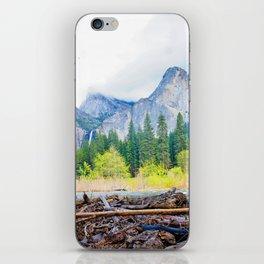 Yosemite Mood iPhone Skin