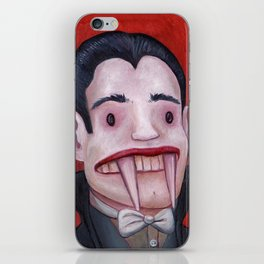 Dorcula iPhone Skin