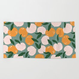 PEACHY KEEN Beach Towel