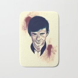 Norman Bates evolution Bath Mat