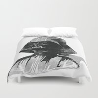 darth vader Duvet Covers featuring Darth Vader by Hey!Roger