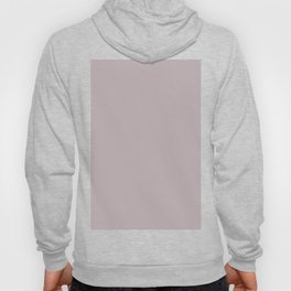 Annas Song Solid Soft Dusty Rose Hoody