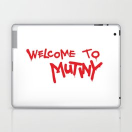Welcome to Mutiny - Halt & Catch Fire Laptop & iPad Skin