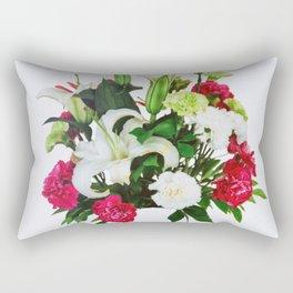 Flower Bundle Rectangular Pillow