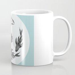 Yin Yang Koi Fishes Coffee Mug