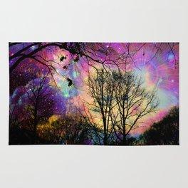 Magical sky Rug