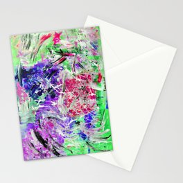 HOT MESS 3 Stationery Cards