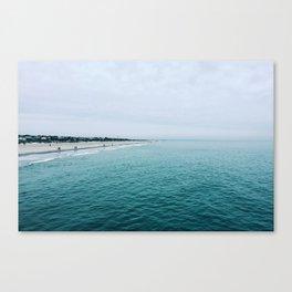 The Endless Sea 2 Canvas Print