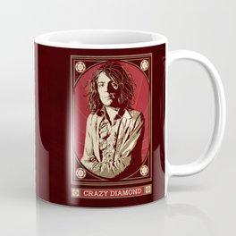 Syd Barrett/Crazy Diamond Coffee Mug