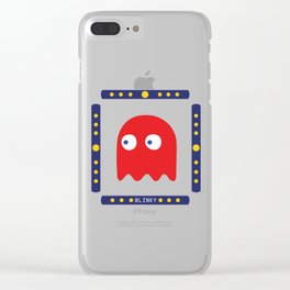 Blinky Just Arrived! Clear iPhone Case