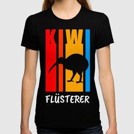 Kiwi New Zealand Bird Kiwis Gift T-shirt