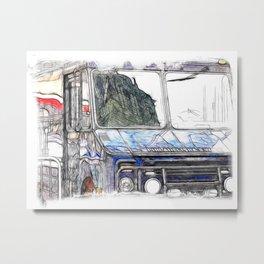 SWAT Metal Print