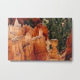 Thor's Hammer, Bryce Canyon National Park Metal Print