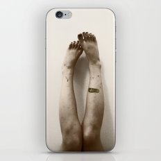 Zombie Legs iPhone & iPod Skin
