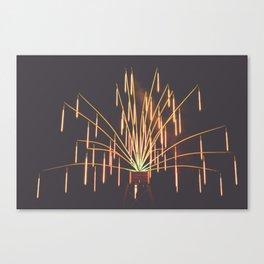 Tree of Light Canvas Print