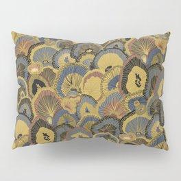 Tree Huggers in Gold Pillow Sham